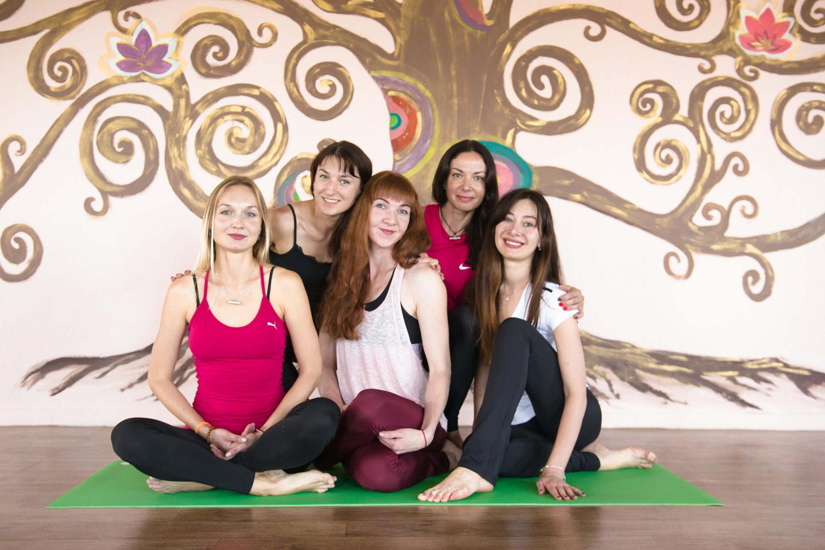 Современная практика йоги