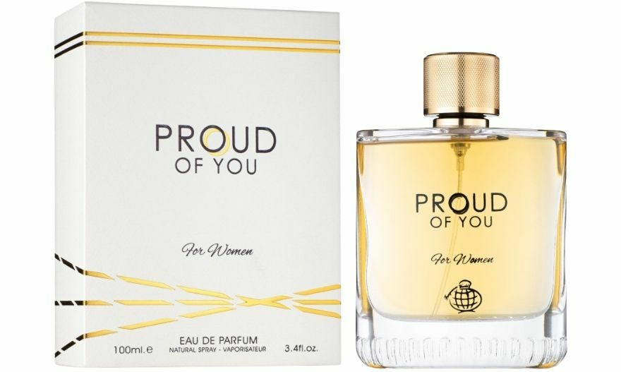 Proud Of You For Women by Fragrance World - Arabian and Middle East Perfumes - Muskat Gift Shop Kenya