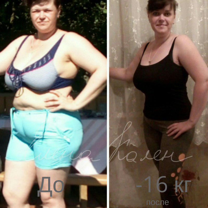 Гарантированно похудеть за месяц