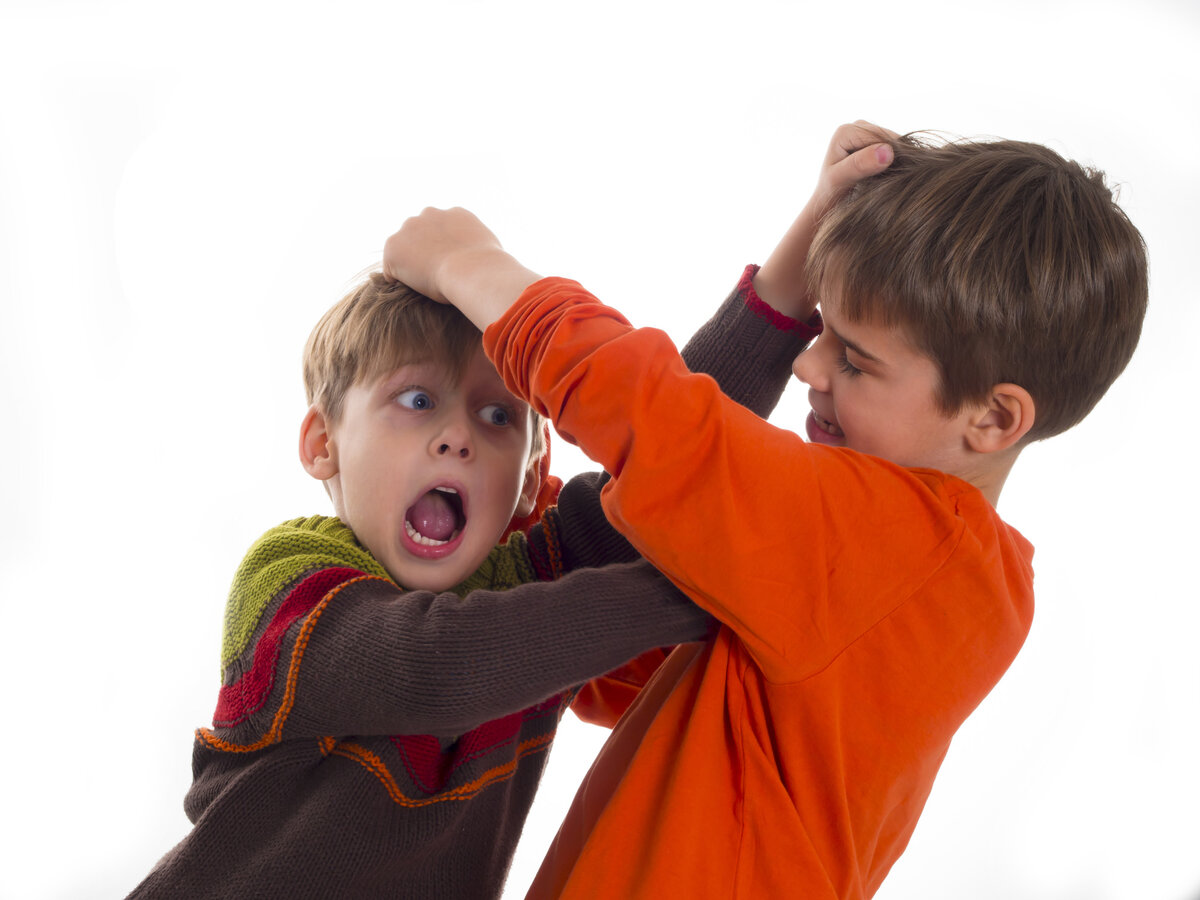 Детская агрессия