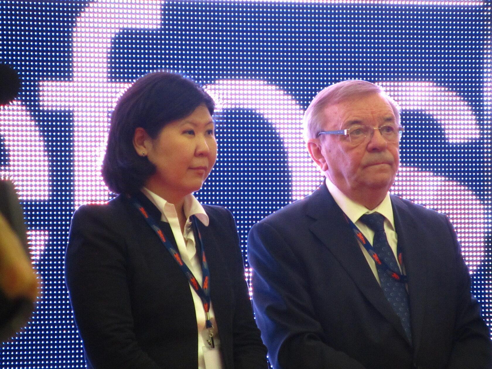 организаторы форума по протоколу