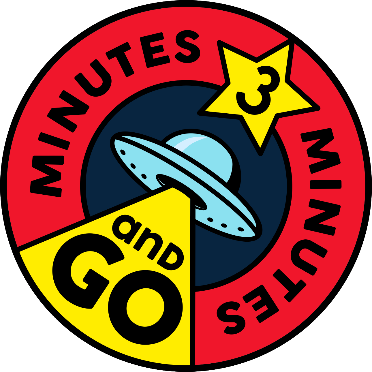 3min&Go Delivery Доставка пиццы за 29 минут