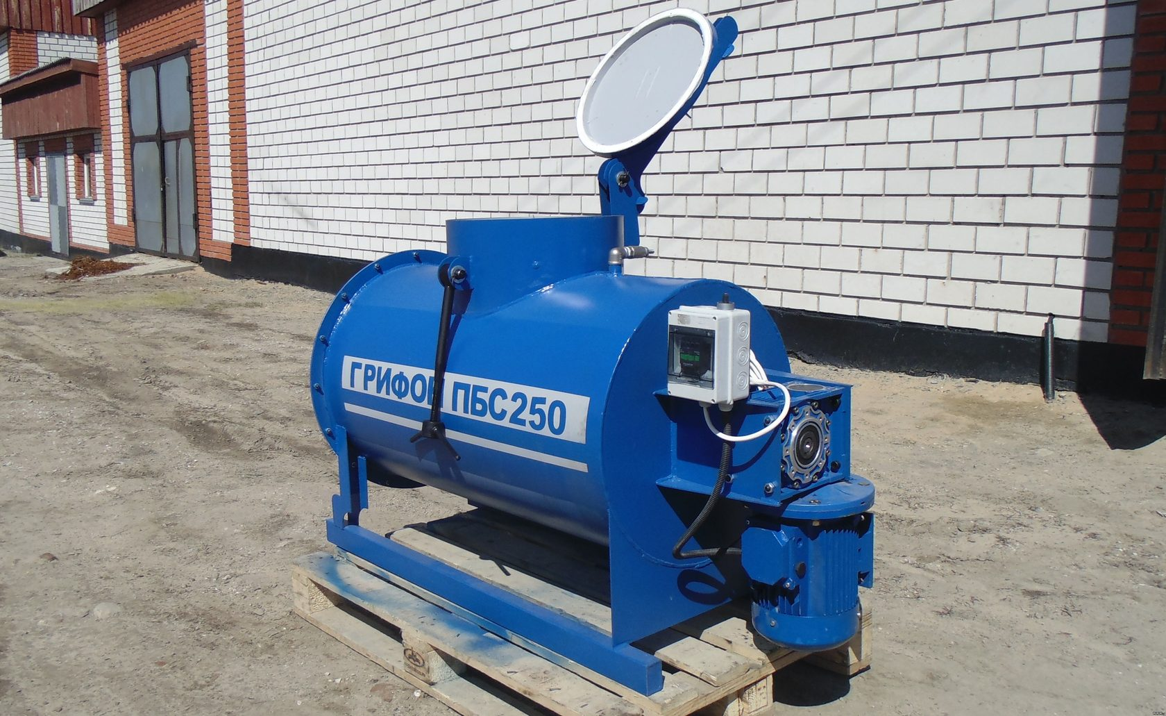 аппарат для производства пеноблоков