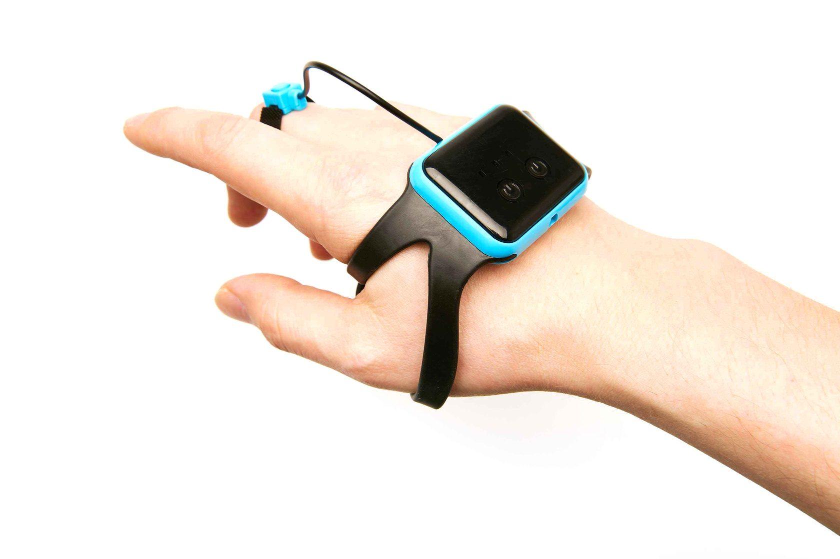 браслет для управления жестами
