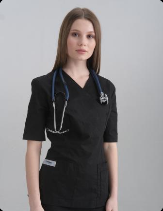 Куртка медицинская Виктория фото