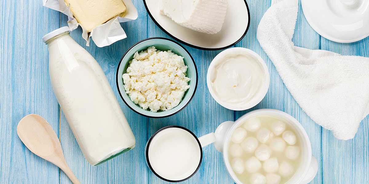 Как похудеть на кисломолочных продуктах