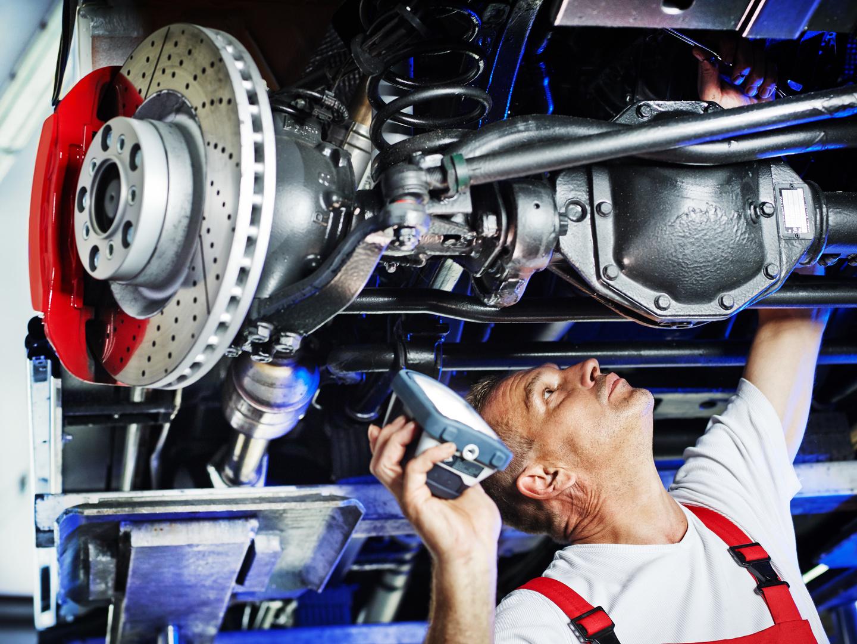 Техническое обслуживание автомобиля в Ювао