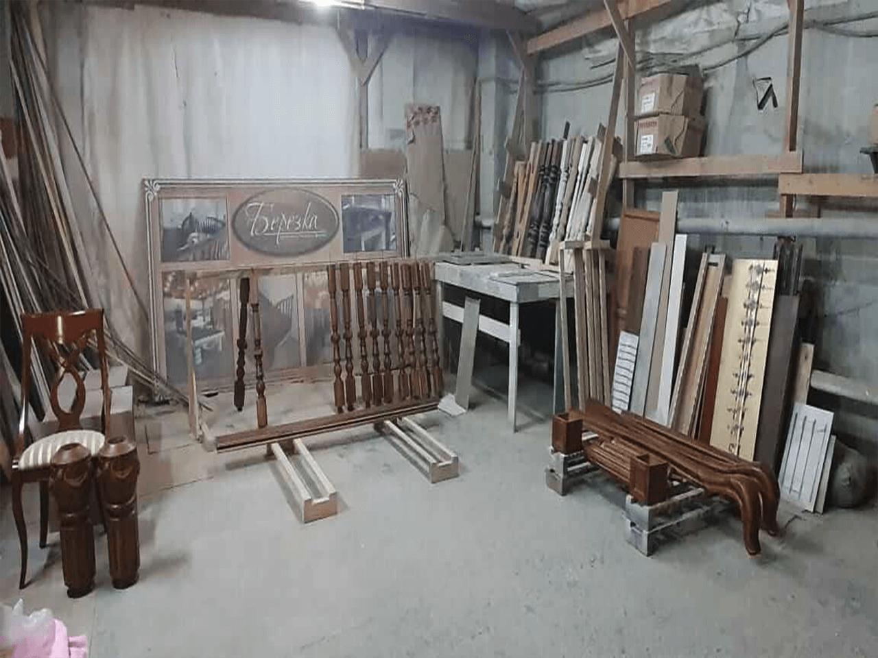 лестница производитель
