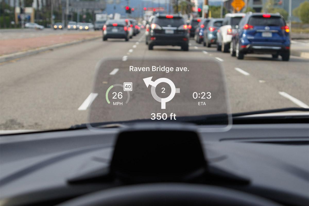 HUDWAY Drive Portable Head-Up Display