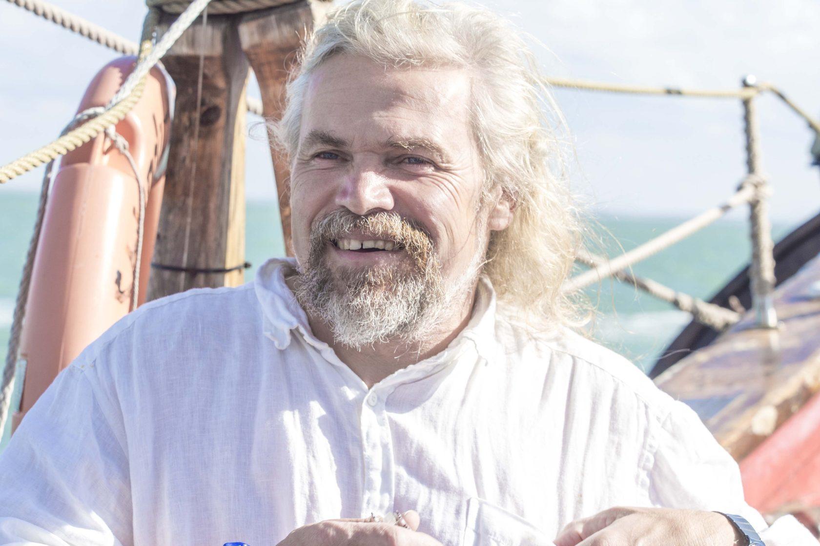 Владимир Мартусь - капитан Штандарта