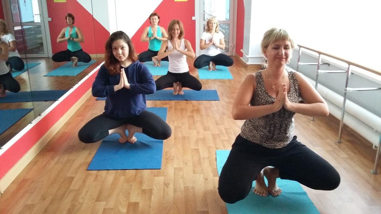 Лучшие инструктора по йоге