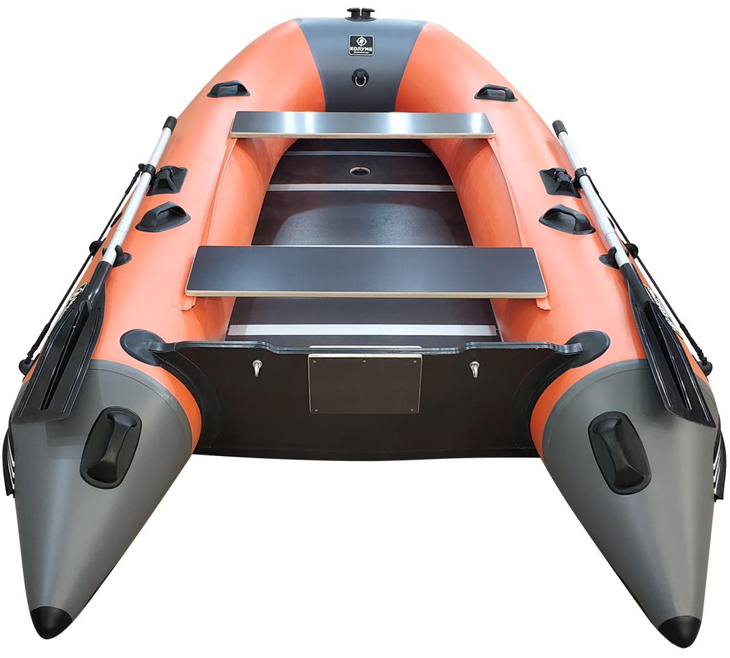 Надувная лодка пвх с килем 300