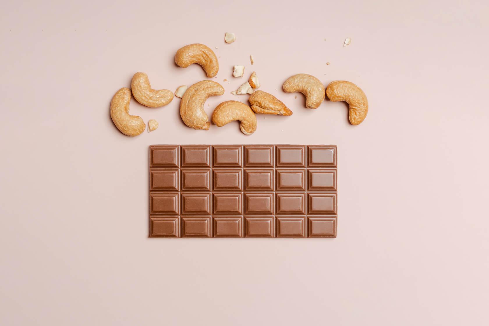 шоколад bob