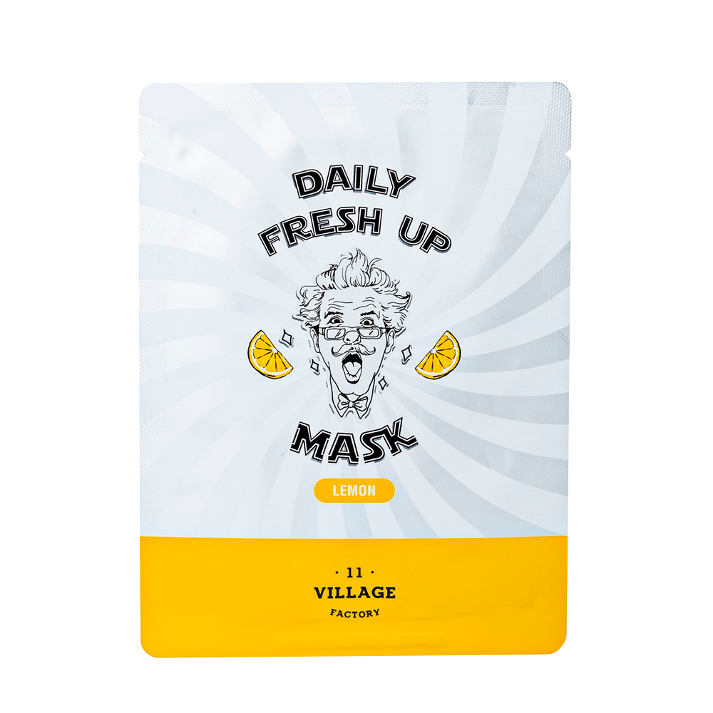 Купить Village 11 Factory Daily Fresh Up Mask Lemon, VLF003