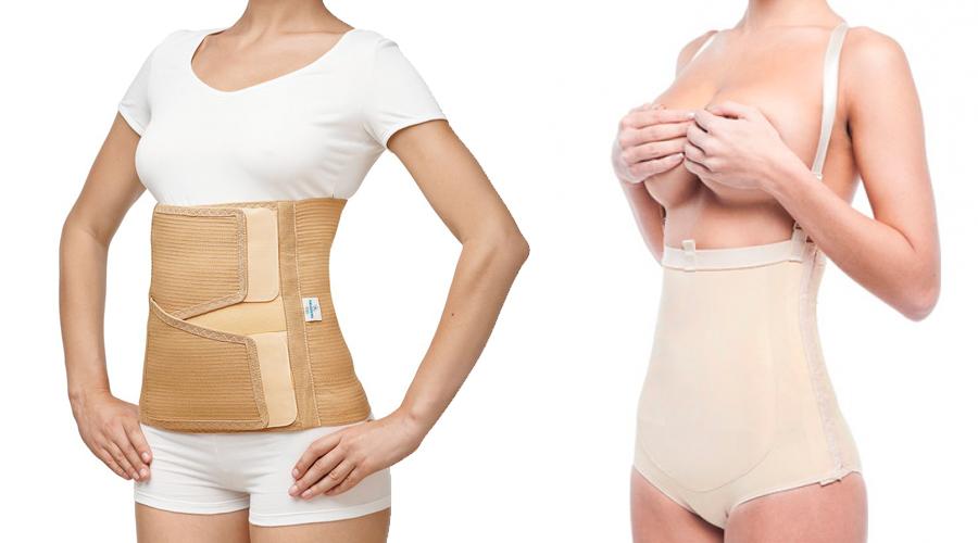 Женское компрессионное белье после операции белье женское tezenis интернет магазин