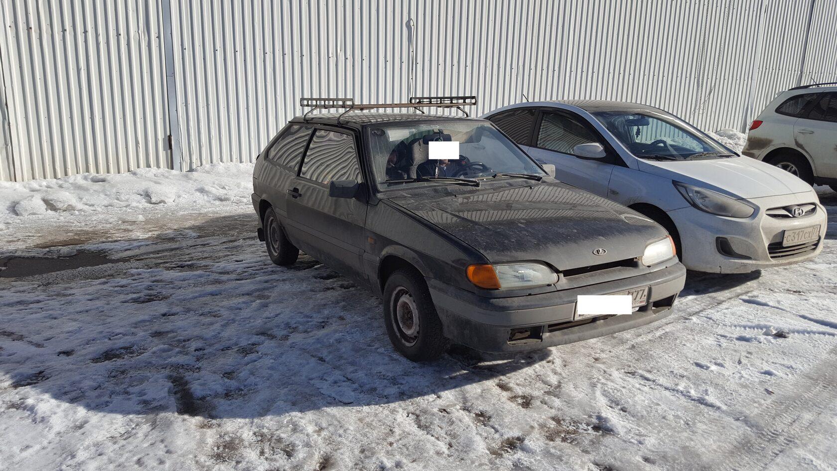 не правильный автозвук в ВАЗ 2114