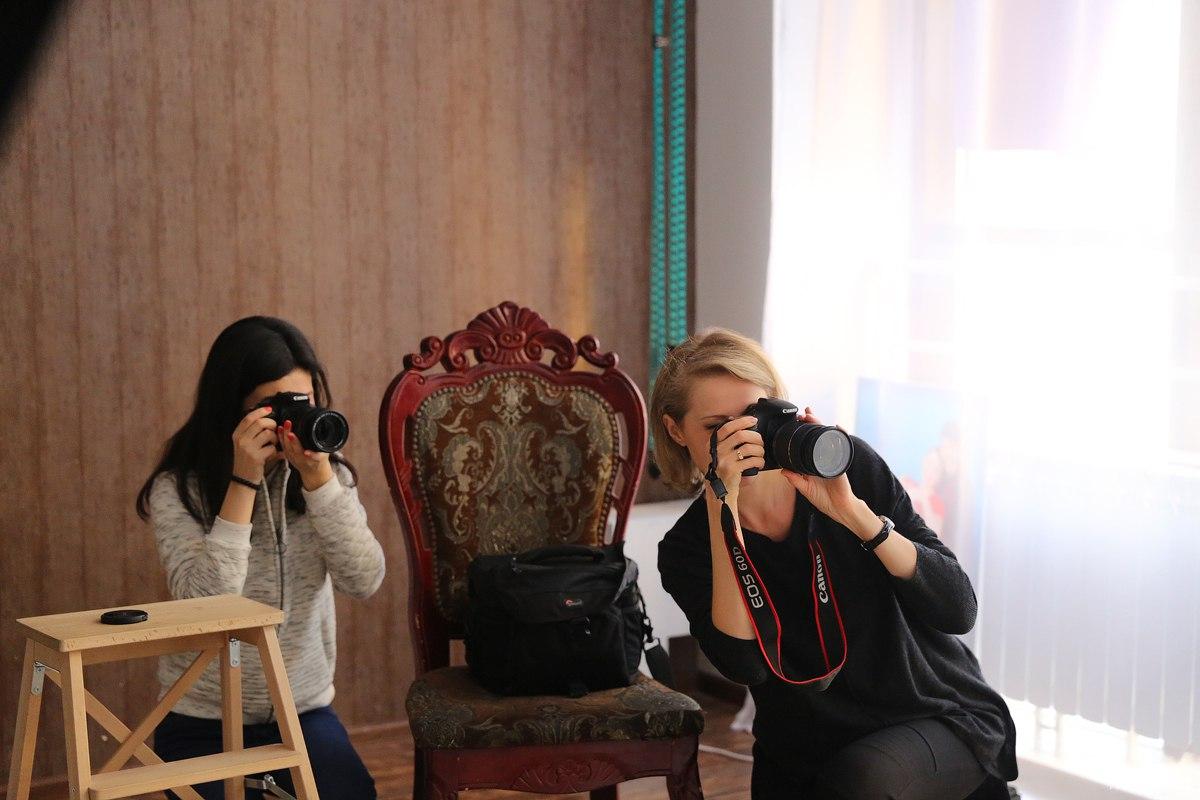 курсы фотографа для начинающих тверь расскажу