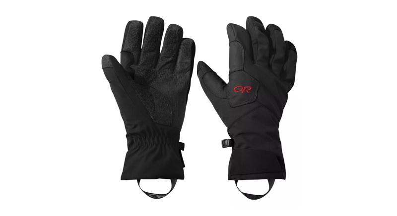 Список горнолыжного снаряжения: Горнолыжные перчатки