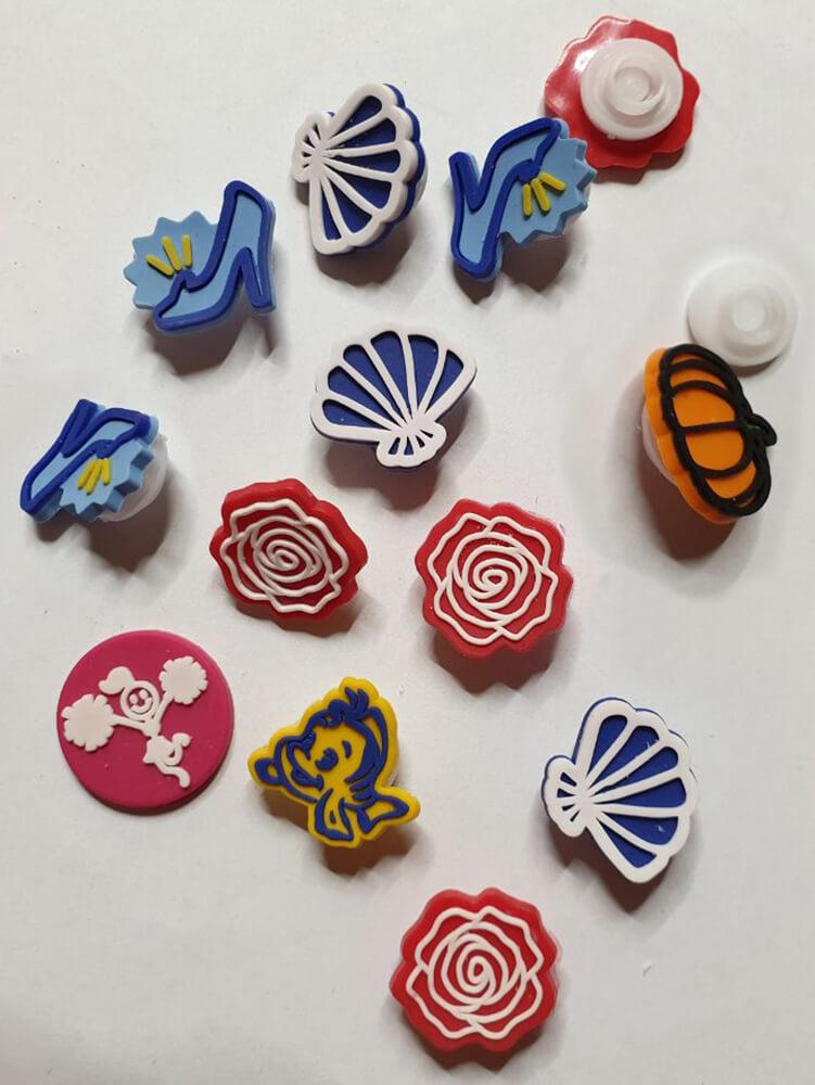 Производство PVC браслетов с логотипом