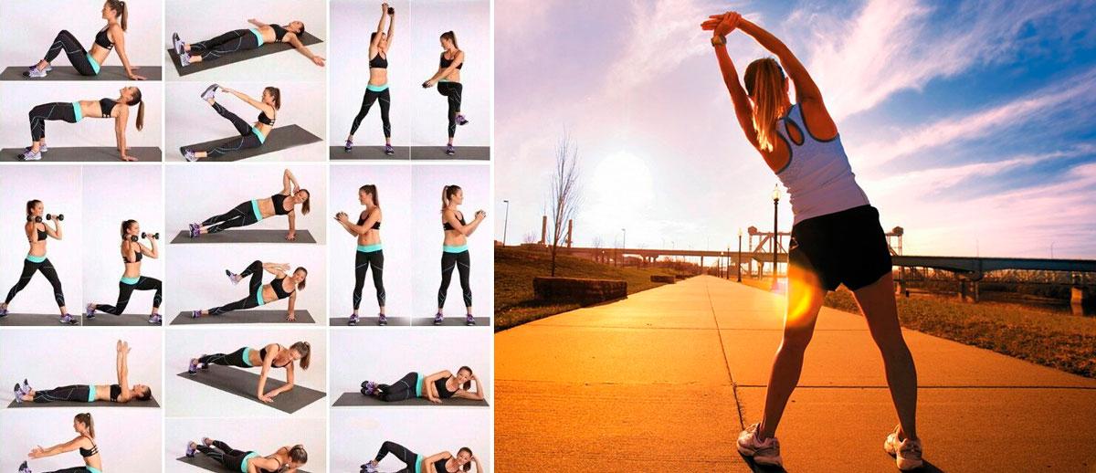 Утренняя Зарядка Чтобы Похудеть. Как я сбросила 8 кг за 1,5 месяца, выполняя каждое утро 5 упражнений. Утренняя гимнастика для похудения