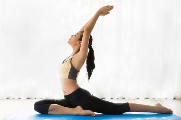 Секция йоги
