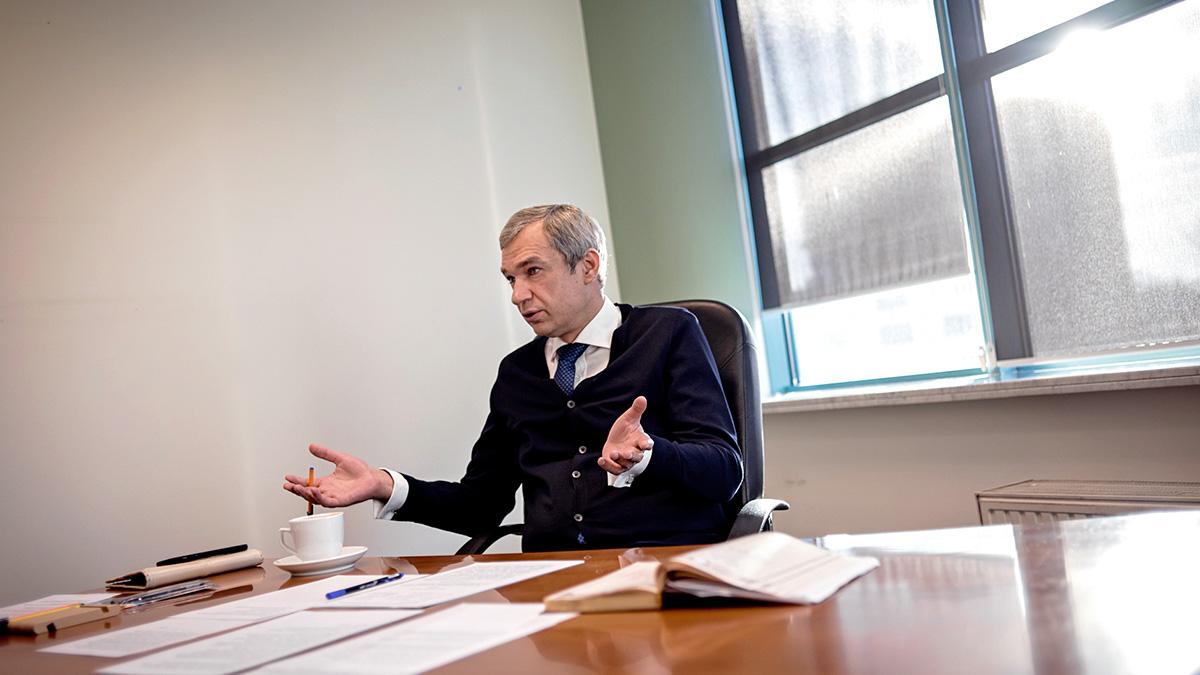 Павел Латушко: Руководитель НАУ, член Президиума КС