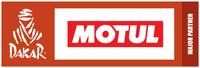 Motul × Dakar 2021 promo
