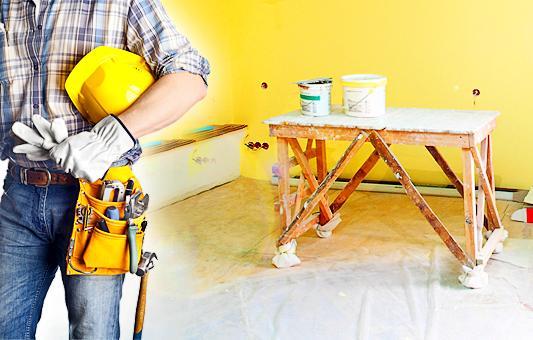 Взаимодействие с бригадой строителей в процессе ремонта