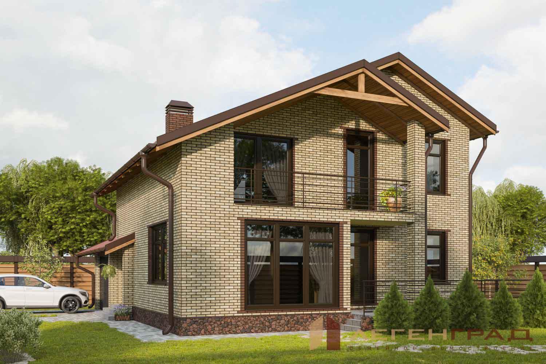 эти проекты двухэтажных домов и коттеджей фото рецепт пончиков глазурью