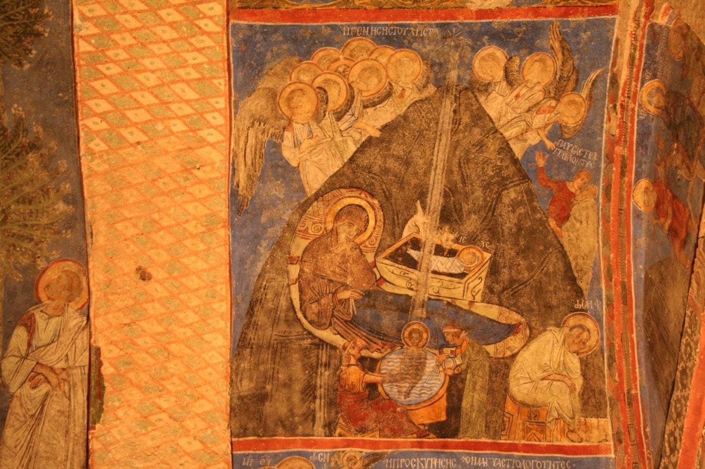 Каппадокия, Каппадокийские монастыри, путешествие, святитель Василий Великий