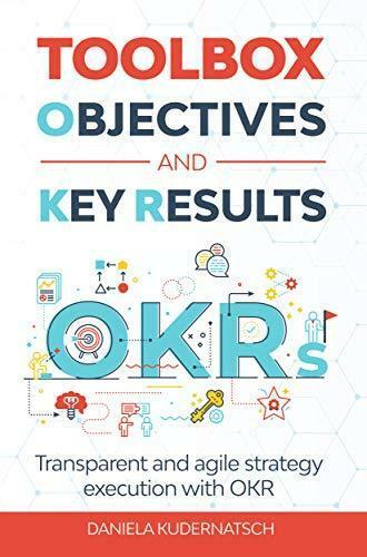 Toolbox: Цели и ключевые результаты — Daniela Kudernatsch