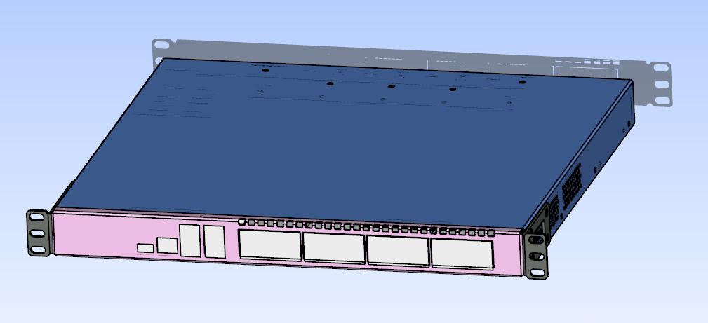 Модель маршрутизатора