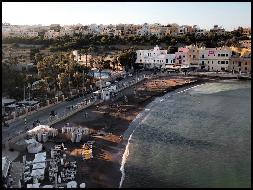 Мальта в декабре