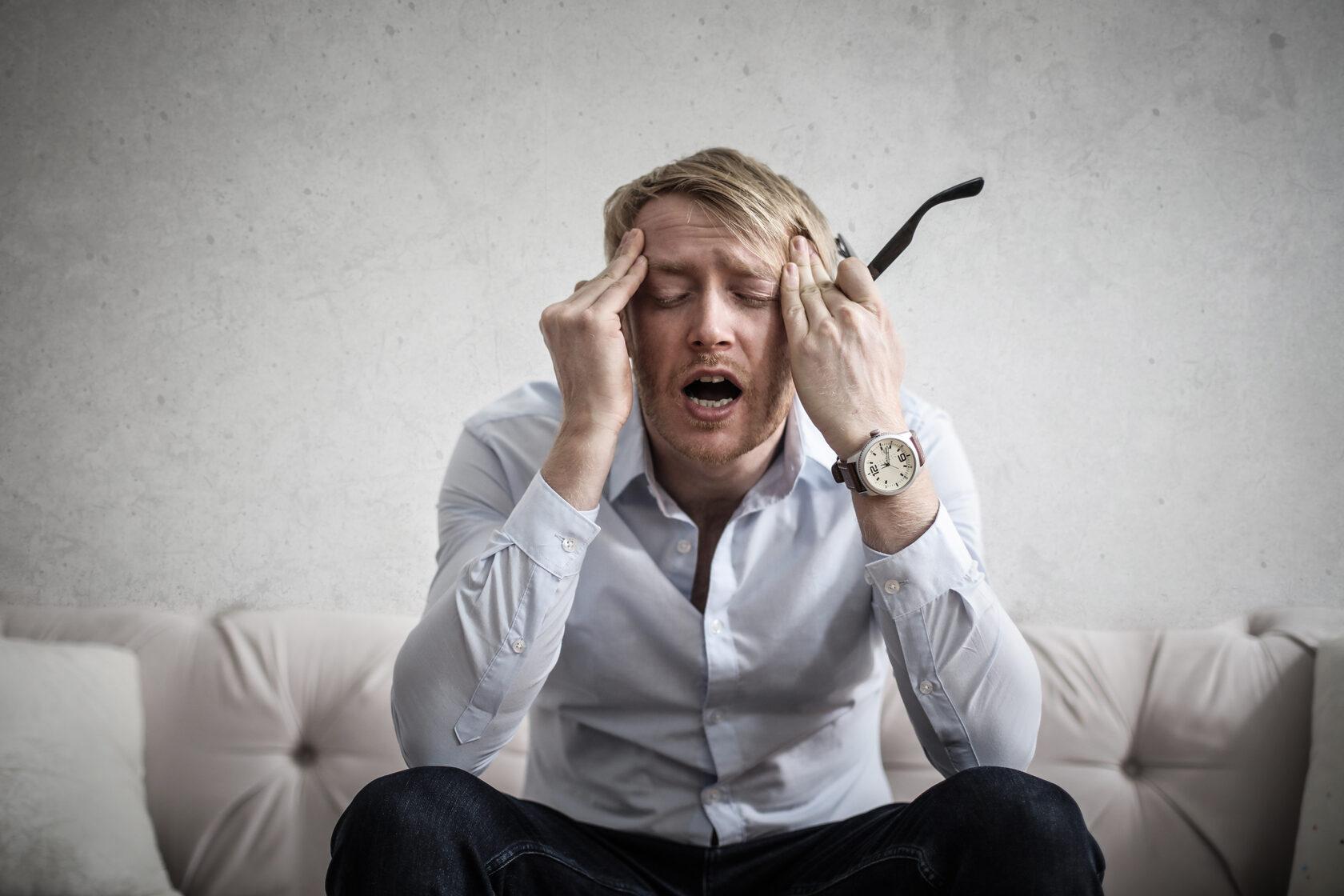 головная боль при панических атаках