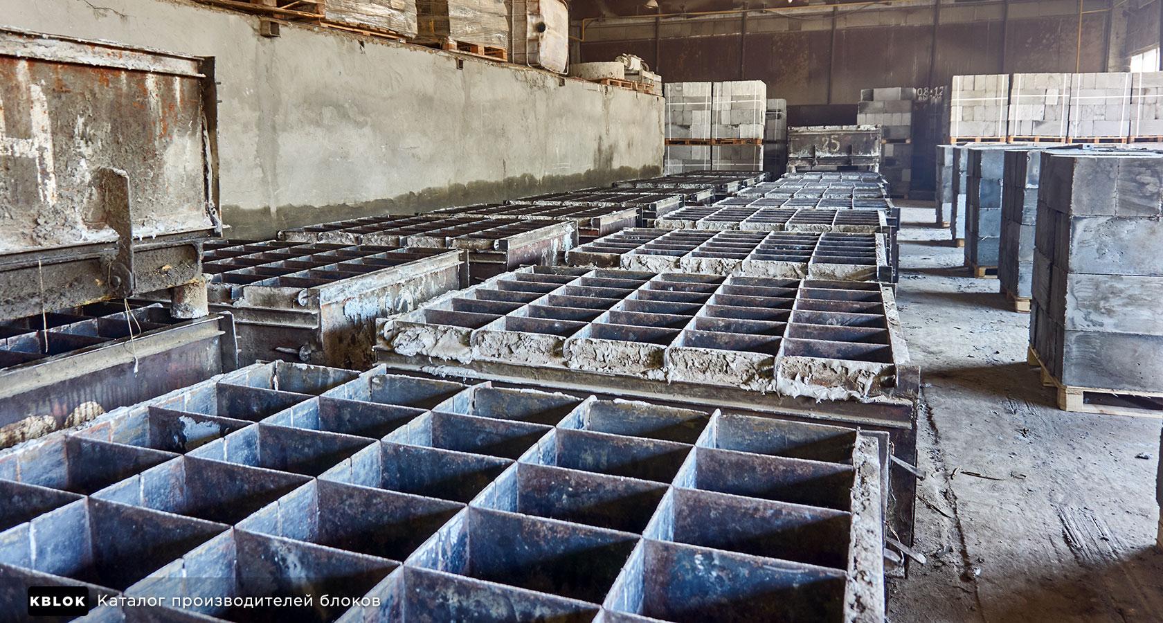 пеноблоки от производителя Саранск