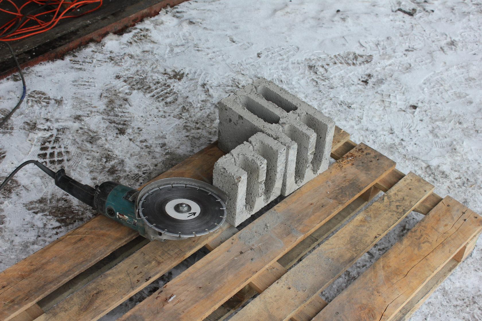 Керамзитобетон сверление состав вяжущее для бетонных смесей