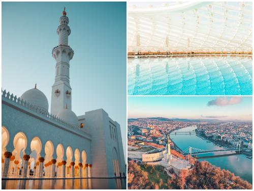 Будапешт и Абу-Даби в сентябре