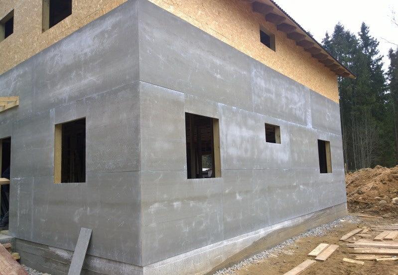 цементно стружечные плиты применение