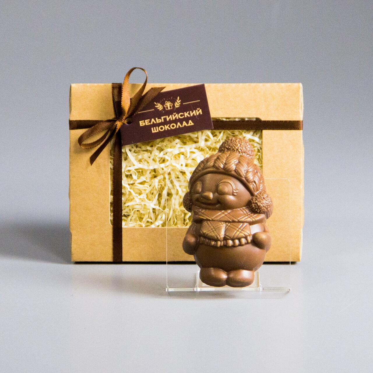 Шоколадная фигурка «Девочка в шапочке»