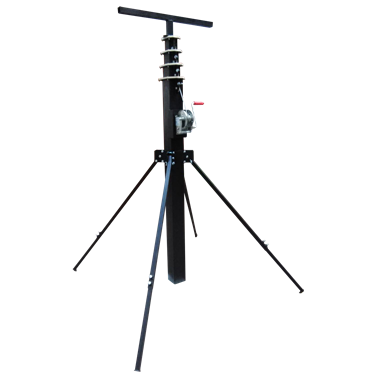 Телескопическая мачта для оборудования