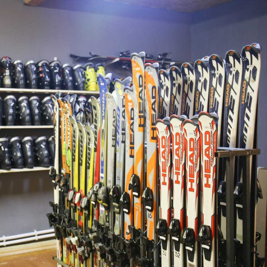 горнолыжный курорт, тюбинг, катание на тюбинге, горные лыжи, сноуборд, прокат лыж