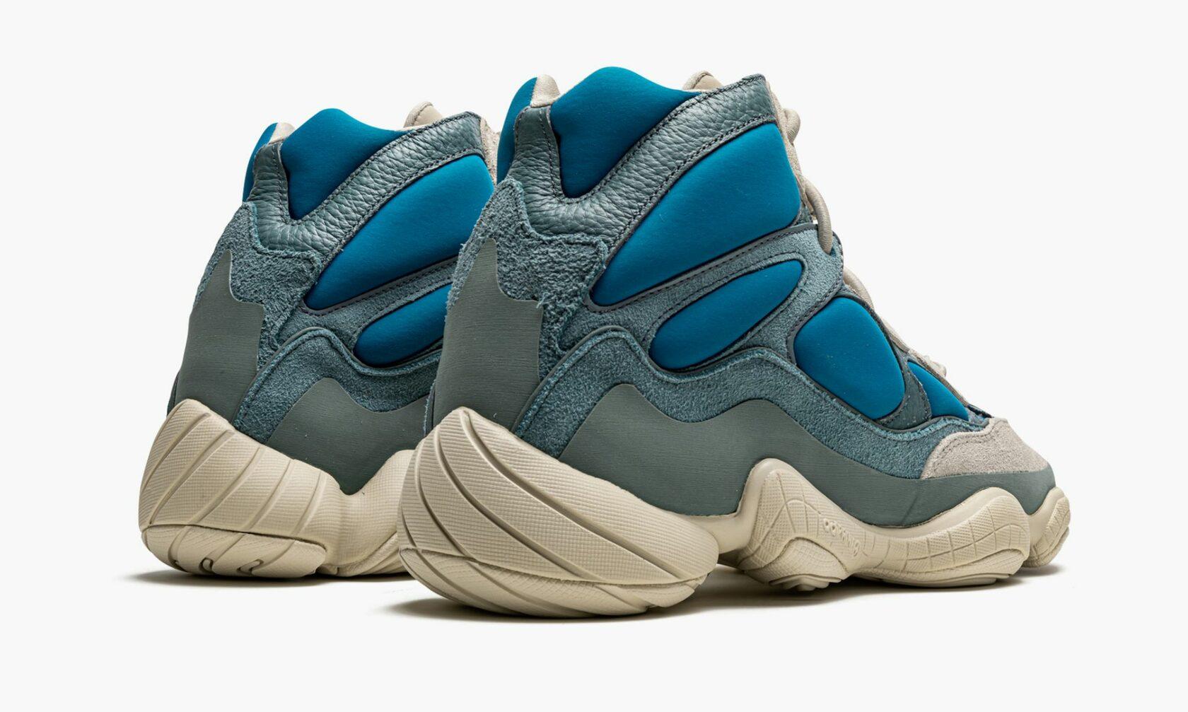 ADIDAS YEEZY 500 HIGH FROSTED BLUE купить
