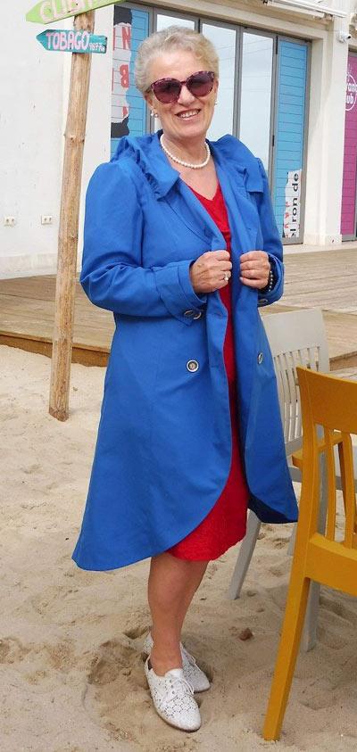 Дамски шлифери големи размери с бърза доставка за 1 ден от Ефреа.