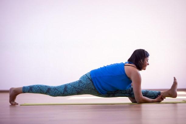 Йога базовый курс
