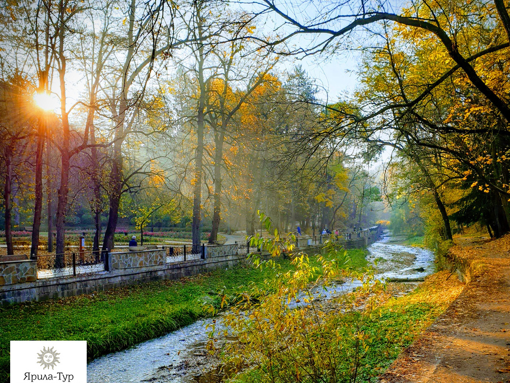 Солнце в Кисловодске
