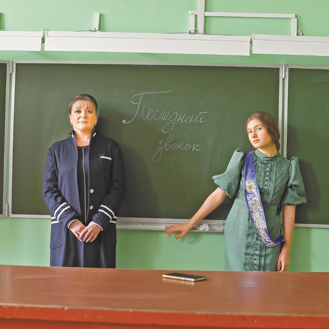 Анастасия МЕЛЬНИКОВА и дочь Мария