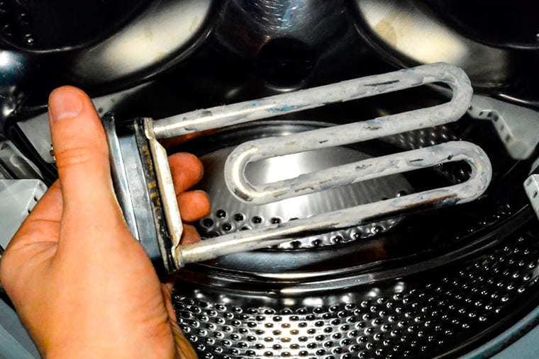 Стиральная машина не греет воду причины и неисправности, ремонт стиральных машин
