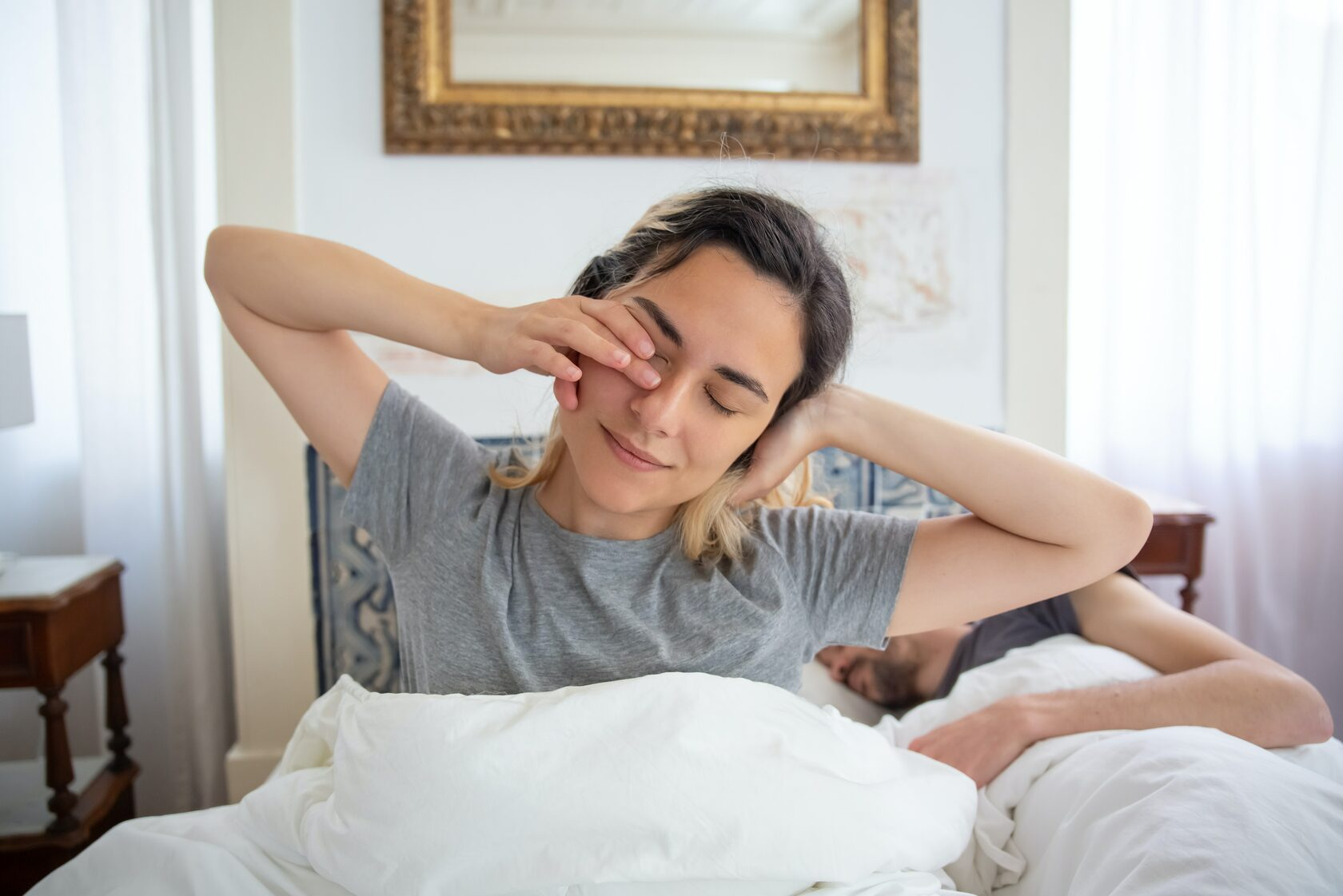 How to wake up with perfect hair?