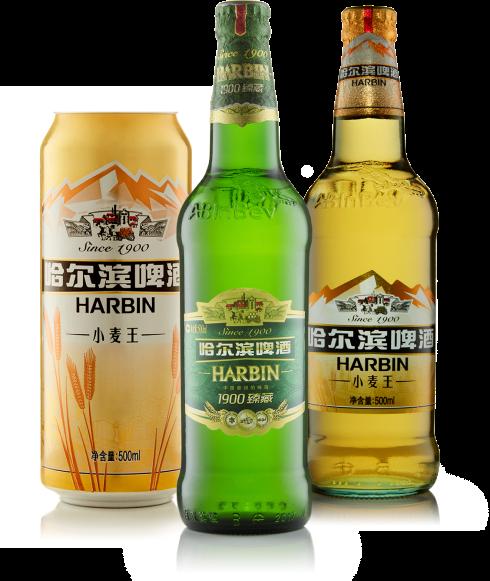Пиво Харбин оптом (Harbin)