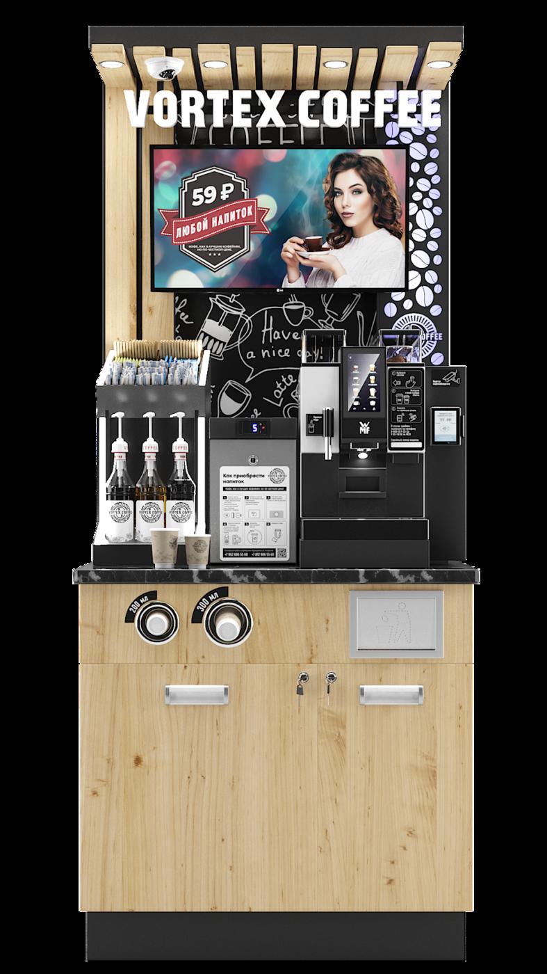 Кофемашина Schaerer Coffee Club